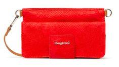 Desigual portfel damski czerwony Hela Carmen 20SAYP54