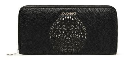 Desigual Tribal Zip Aroun 20SAYP17 ženska denarnica, črna