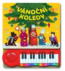 Vánoční koledy - s pianem