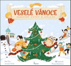 Petr Šulc: Veselé Vánoce - Vánoční zvyky a koledy s CD