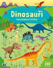 Dinosauři - Samolepková knižka