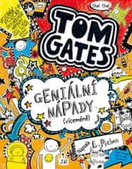 Liz Pichon: Tom Gates 4 - Geniální nápady (víceméně)