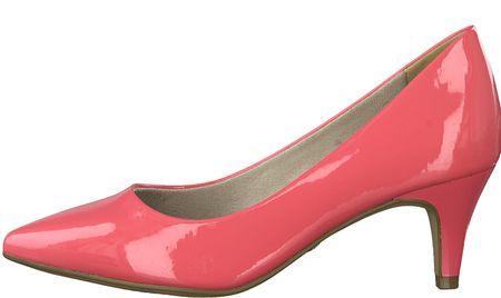 Tamaris női körömcipő 22495, 42, rózsaszín