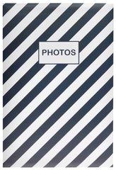 KPH Fotoalbum Mainstream modré 400 foto 10x15