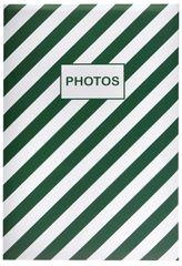 KPH Fotoalbum Mainstream zelené 400 foto 10x15