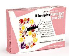 Rosenpharma Rosen B-komplex REPELENT 25 tabliet