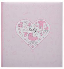 KPH Klasické album Baby touch ružové