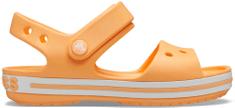 Crocs sandały dziewczęce Crocband Sandal Kids Cantaloupe 12856-801