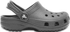 Crocs chlapčenské Classic Clog K SltGry 204536-0DA