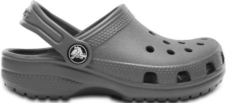 Crocs Classic Clog K SltGry 204536-0DA natikače za dječake, sive, 24-25