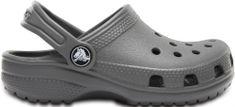 Crocs buty chłopięce Classic Clog K SltGry 204536-0DA