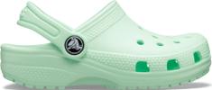 Crocs dievčenské Classic Clog K Neo Mint 204536-3TI