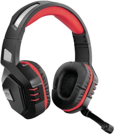 Trust słuchawki gamingowe GXT 390 Juga (23378)
