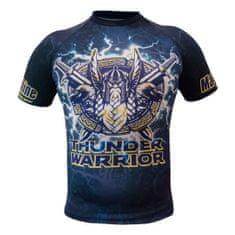 MACHINE Rashguard MACHINE Thunder Warrior Kr.rukáv