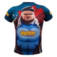 MACHINE Rashguard MACHINE Super Hero Kr.rukáv
