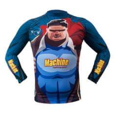 MACHINE Rashguard MACHINE Super Hero DL.rukáv