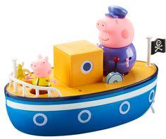 TM Toys Peppa Pig - Loď + 2 figúrky