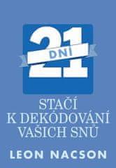 Popron.cz 21 dní stačí k dekódování vašich snů - Leon Nacson