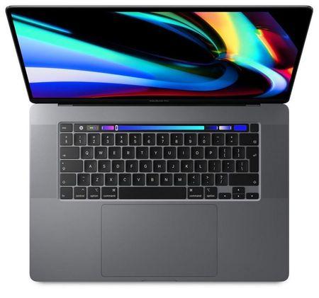 Apple MacBook Pro 16 prenosnik, Space Gray - SLO KB (mvvj2cr/a)
