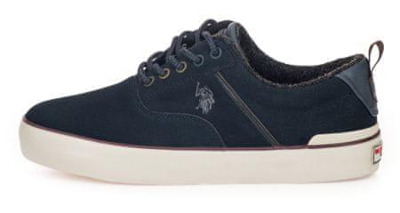 U.S. POLO ASSN. férfi cipő Tybalt ANSON7106W9/S1 41 kék