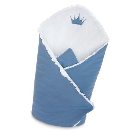 BELISIMA Kókusz pólya Belisima Royal Baby kék