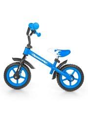 MILLY MALLY Gyerek futóbicikli Milly Mally Dragon kék