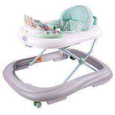 NEW BABY Dětské chodítko se silikonovými kolečky New Baby ABC Brilliant Star