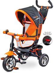 TOYZ Dětská tříkolka Toyz Timmy orange 2017