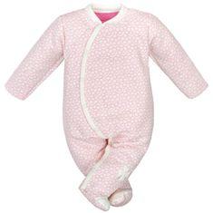 BABY SERVICE Kojenecká kombinézka Baby Service Čtyřlístek - Kojenecká kombinézka Baby Service Čtyřlístek