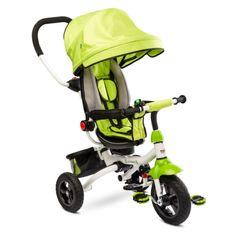 TOYZ Dětská tříkolka Toyz WROOM green 2019