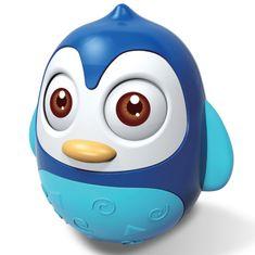 BAYO Kývací hračka Bayo tučňák blue
