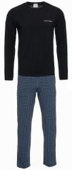 Calvin Klein pánske pyžamo NM1600E L/S PANT SET