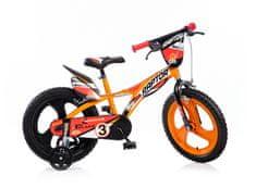 """Dino bikes rower chłopięcy Raptor 16"""""""