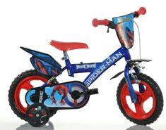 "Dino bikes Chlapčenský bicykel Spiderman 12"""