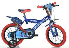 "Dino bikes Chlapčenský bicykel Spiderman 16"""
