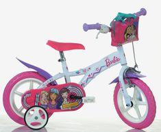 "Dino bikes Dievčenský bicykel Barbie 12"""