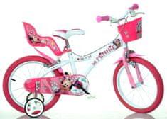 """Dino bikes rower dziewczęcy Minnie 16"""""""