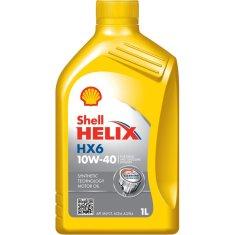 Shell Motorový olej HX6 10W-40 1L
