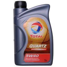 Total Motorový olej QUARTZ 9000 5W-40 1L Energy