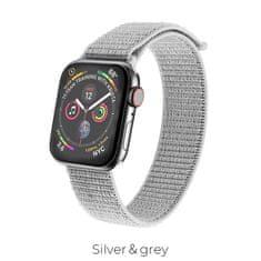 Hoco Sportovní náramek Apple Watch (Šedý) 38/40mm