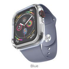 Hoco Gumový náramek Apple Watch (Modrý) 38/40mm