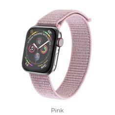 Hoco Sportovní náramek Apple Watch (Růžový) 38/40mm