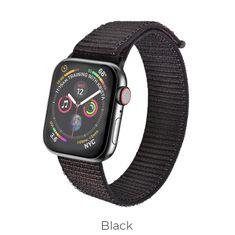 Hoco Sportovní náramek Apple Watch (Černý) 42/44mm