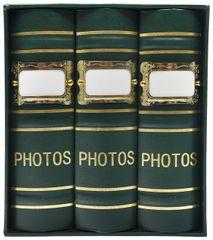 KPH Fotoalbum Old box 300 10x15 zelené