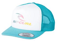 Rip Curl kék férfi trucker siltes sapka The Surfing Company Cap