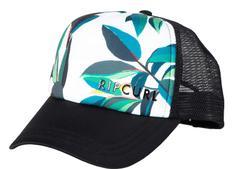 Rip Curl czarna damska czapka z daszkiem Palm Bay Trucker