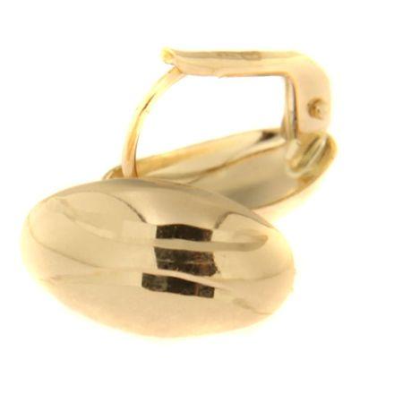 Amiatex Arany fülbevaló 61608, 1.7 G