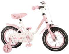 """Volare Detský bicykel pre dievčatá, Rose ,,12"""" - ružový"""