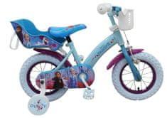 "Volare Detský bicykel , Frozen 2, Blue-Purple 12 """