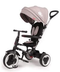 Volare Dětská tříkolka, Tricycle Rito Deluxe, šedá